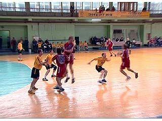 В Воронеже продолжается Чемпионат России по гандболу