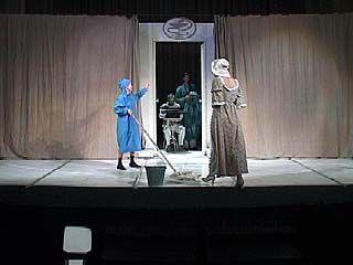 В Воронеже продолжается Международный театральный фестиваль