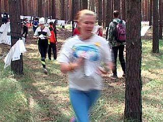 В Воронеже продолжается первенство России по спортивному ориентированию