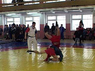 В Воронеже проходит чемпионат по самбо и рукопашному бою