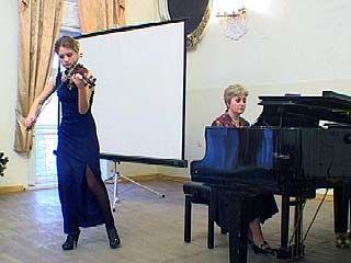 В Воронеже проходит конкурс среди исполнителей классической музыки