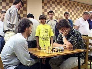 В Воронеже проходит международный шахматный фестиваль