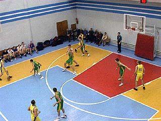 В Воронеже проходит полуфинал первенства России по баскетболу
