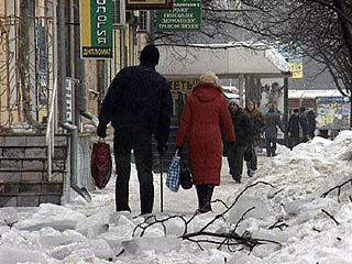 В Воронеже проходит своя олимпиада, устроенная погодой и коммунальщиками
