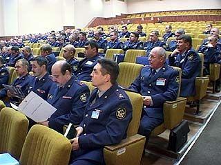 В Воронеже проходит Всероссийское совещание руководителей ФСИН