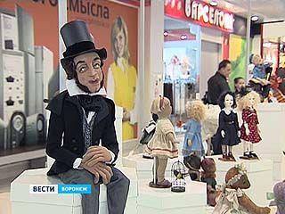 В Воронеже проходит выставка кукол с секретом