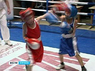 В Воронеже проходит юношеский турнир городов России по боксу