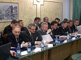 В Воронеже проходит заседание Генерирующей Компании