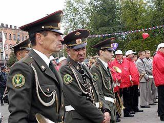 В Воронеже проходят сборы  руководителей военно-учебных заведений и военных кафедр