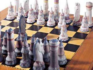 В Воронеже проходят соревнования по быстрым шахматам