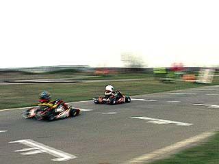 В Воронеже прошел 3-ий этап Кубка Черноземья по картингу