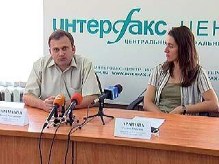 В Воронеже прошел брифинг в защиту прав СМИ