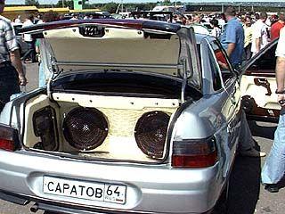В Воронеже прошел этап чемпионата России по автозвуку и тюнингу