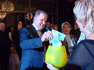 В Воронеже прошел губернаторский благотворительный бал