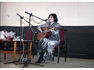 В Воронеже прошел концерт Ларисы Дьяковой