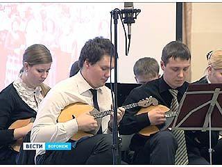 В Воронеже прошел концерт памяти балалаечника Владимира Сенькина