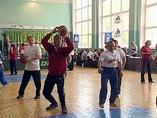 В Воронеже прошел спортивный фестиваль среди чиновников