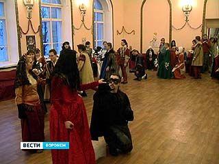 В Воронеже прошел танцевальный вечер, посвящённый произведениям Шекспира