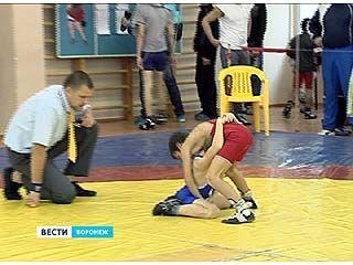 В Воронеже прошел турнир по греко-римской борьбе