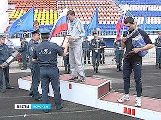В Воронеже прошёл чемпионат по лёгкой атлетике