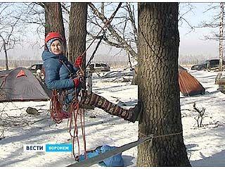 В Воронеже прошёл кубок области по альпинизму