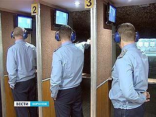 В Воронеже прошёл отборочный тур командирских стартов на кубок Министра Обороны