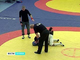 В Воронеже прошёл открытый Кубок области по рукопашному бою