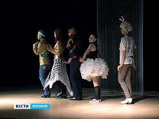 В Воронеже прошёл театральный капустник