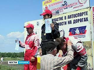 В Воронеже прошёл третий этап открытого Кубка Черноземья по картингу