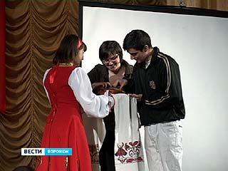 В Воронеже прошёл вечер, посвящённый завершению года Франции в России