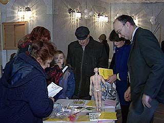 В Воронеже прошла акция, посвященная дню больного сахарным диабетом