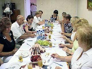 В Воронеже прошла дегустация мороженого