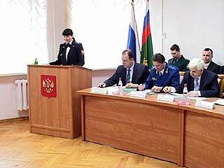 В Воронеже прошла коллегия судебных приставов
