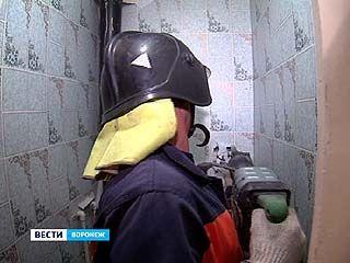 В Воронеже прошла настоящая спасательная операция