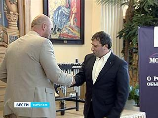В Воронеже прошла презентация Восточноевропейского Делового Клуба