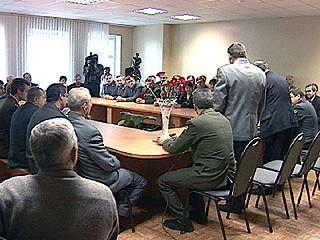 В Воронеже прошла совместная коллегия ГУВД и прокуратуры области