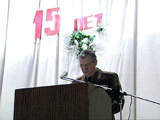 В Воронеже прошла традиционная военно-практическая конференция