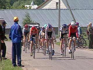 В Воронеже прошли крупномасштабные соревнования по велоспорту