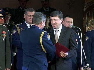 В Воронеже прошли официальные торжества в честь юбилея ВВАИУ
