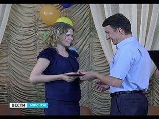 В Воронеже прошли школьные выпускные
