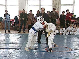 В Воронеже прошли соревнования по каратэ дайдо-дзюку