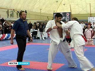 В Воронеже прошли соревнования по карате-кеокушинкай
