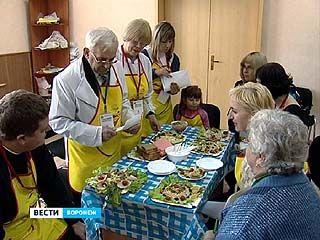 В Воронеже прошли соревнования поваров-самоучек