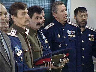 В Воронеже прошло большое отчетное собрание казачьих обществ
