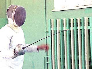 В Воронеже прошло первенство по фехтованию