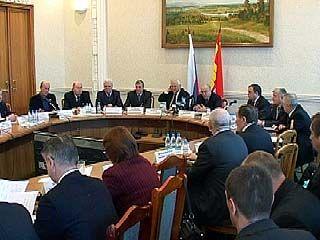 В Воронеже прошло выездное заседание Высшего горного совета