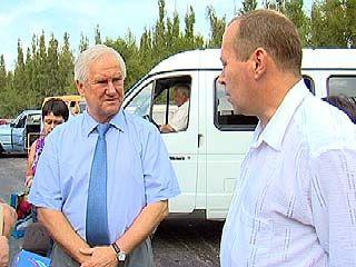 В Воронеже проведена оценка качества ремонта дорог