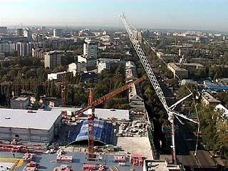 В Воронеже проведена уникальная строительная операция