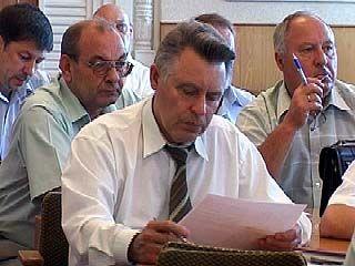 В Воронеже проведено заседание антикоррупционного совета