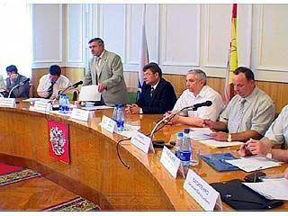 В Воронеже пройдет областное селекторное совещание